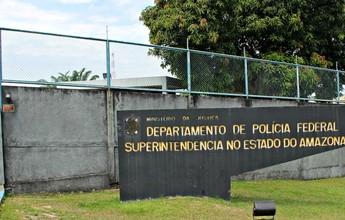 Em Manaus, PF cumpre mandados por fraudes em recursos para o esporte