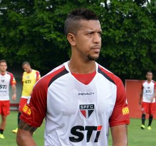 Antonio Carlos São Paulo (Foto: site oficial / saopaulofc.net)