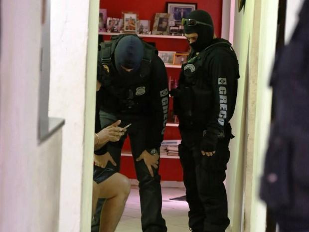 Dos 37 mandados, 28 pessoas já foram presas suspeitas de fraude em concursos (Foto: Divulgação/Polícia Civil)