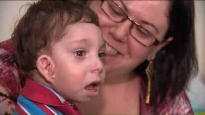 Aparelho doado para criança com doença rara e enviado pelos Correios é roubado