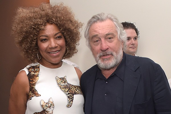 Robert De Niro e Grace Hightower (Foto: Getty Images)