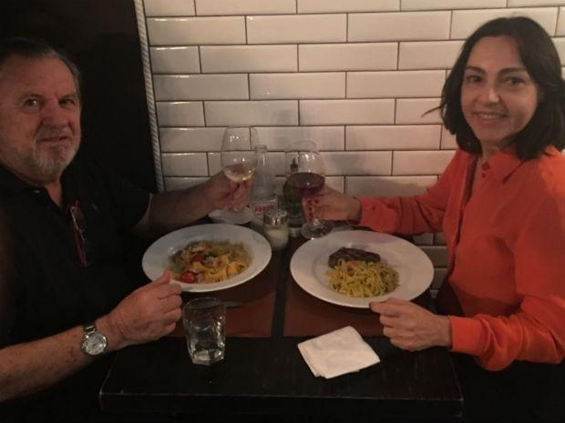 Dica de restaurante italiano em São José do Rio Preto