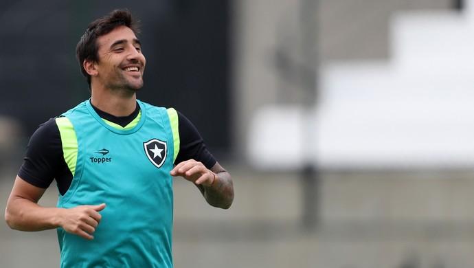 Salgueiro Botafogo (Foto: Vítor Silva/SSPress/Botafogo)