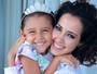Em clima de Dia das Mães, Maytê Piragibe festeja com a filha, Violeta