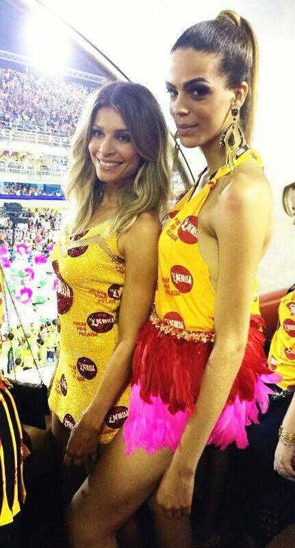 Melissa Paixão e Grazi Massafera  (Foto: Reprodução Instagram)