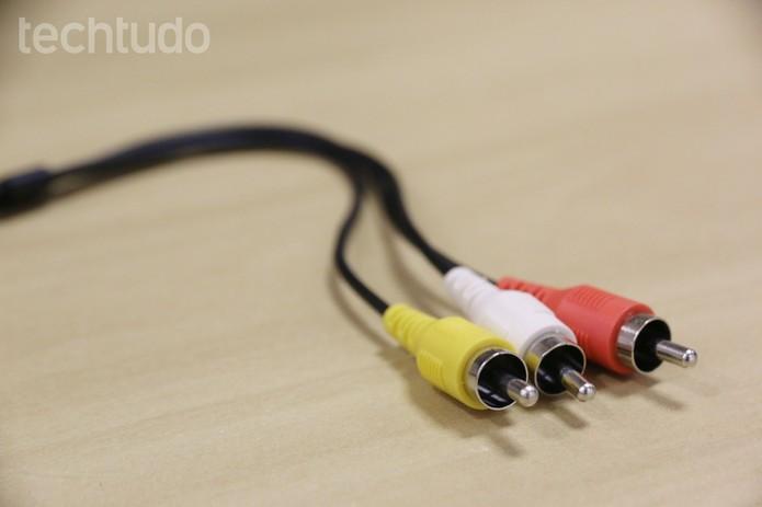 cabo RCA  (Foto: Tainah Tavares/TechTudo)