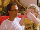 Menino com síndrome rara busca doador de medula óssea em MG