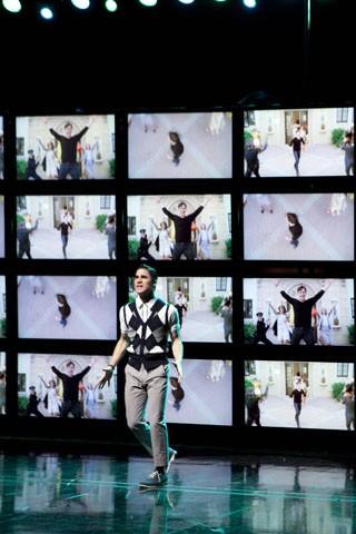 Blaine canta (Foto: Divulgação / Twentieth Century Fox)