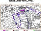 Corrida em Curitiba altera trânsito e percurso de quatro linhas de ônibus