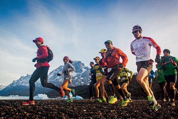 Maratona Chile (Foto: Divulgação)
