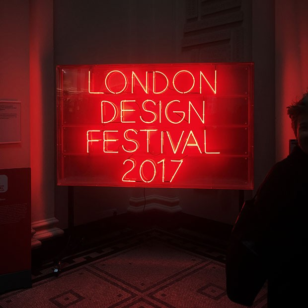 London Design Festival - Instalações do V&A (Foto: Michell Lott)