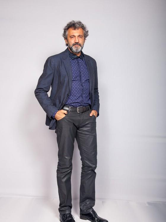 Domingos Montagner,ator (Foto: Dario Zalis / Editora Globo)
