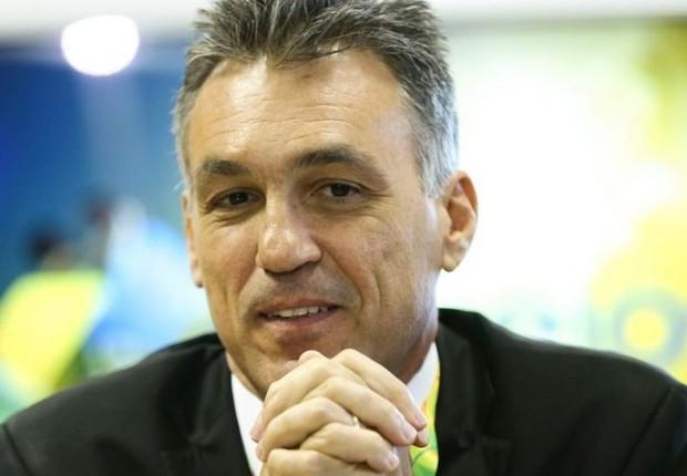 O presidente dos Correios, Guilherme Campos (Foto: Marcelo Camargo/Agência Brasil)