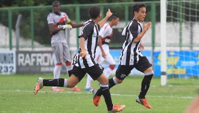 Ceará x Vitória Copa do Brasil Sub-17 Vovozão (Foto: Divulgação/Cearasc.com)