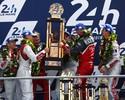 Di Grassi chega perto, mas primeira vitória brasileira em Le Mans não sai