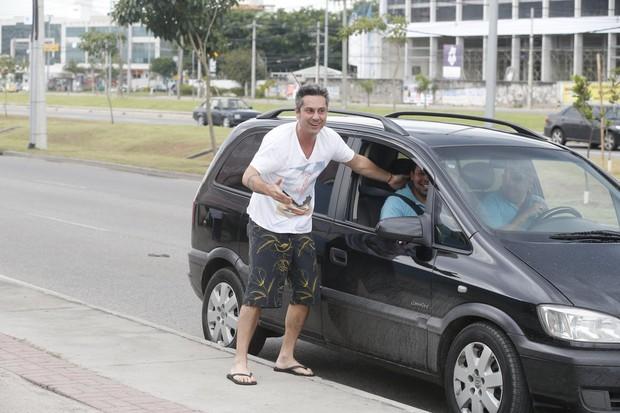 Alexandre Nero (Foto: Delson Silva / Agnews)