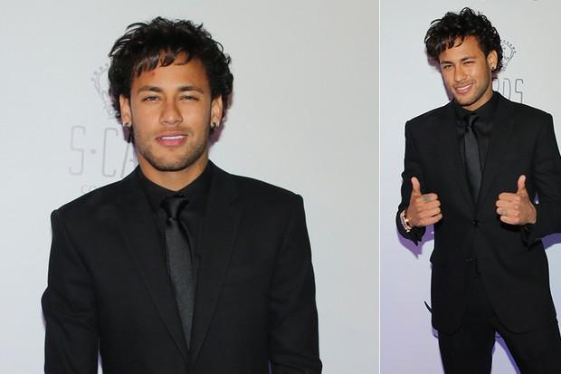 Neymar Jr. (Foto: Thiago Duran/ Agnews)