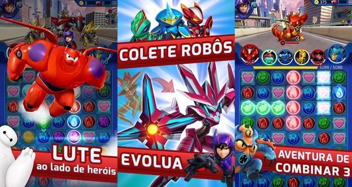 Game do novo filme da Disney já está disponível no Android (Foto: Divulgação)