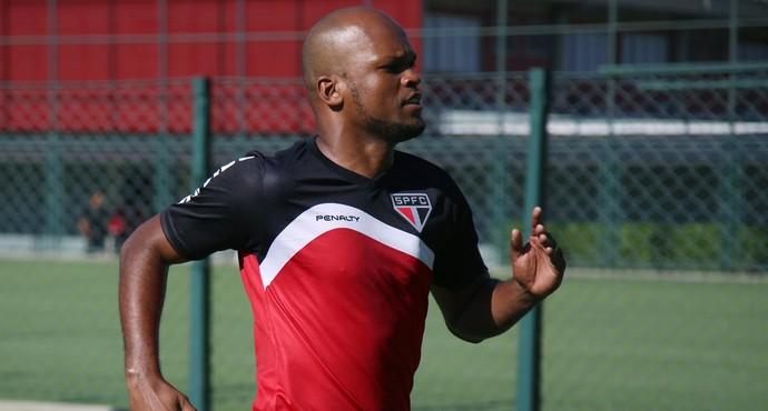 Edson Silva São Paulo (Foto: Rubens Chiri / site oficial do São Paulo FC)