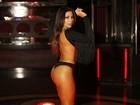 Andressa Ferreira admite: 'Tenho mais ciúme do Thammy do que ele de mim'