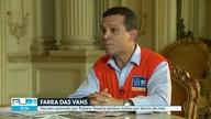 Secretário de Transportes do Rio perdoa multas de vans antes de deixar o cargo