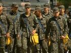 Soldados do Exército ajudam no combate ao Aedes aegypti em PE