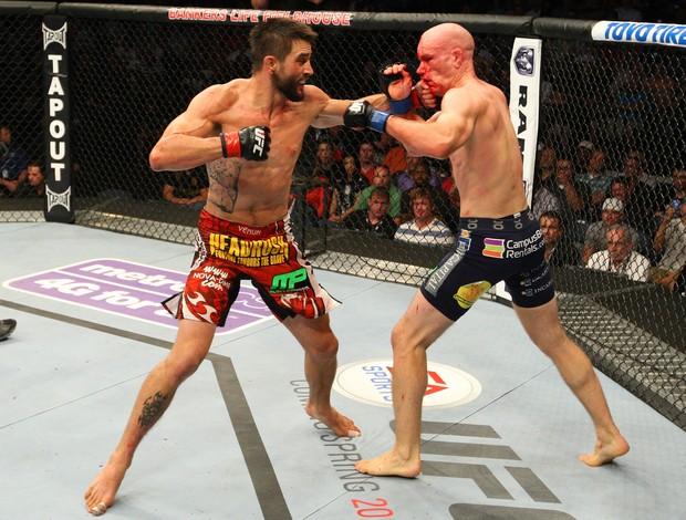 Carlos Condit x Martin Kampmann MMA UFC (Foto: Getty Images)