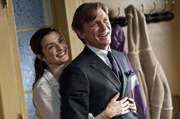 Daniel Craig e Rachel Weisz no filme 'A Casa dos Sonhos' (Foto: Divulgação)
