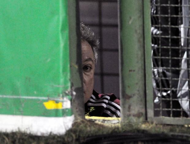 Abel Braga Fluminense x Flamengo (Foto: André Durão / Globoesporte.com)
