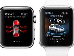 BMW e Porsche lançam aplicativos para o Apple Watch (Foto: Divulgação)