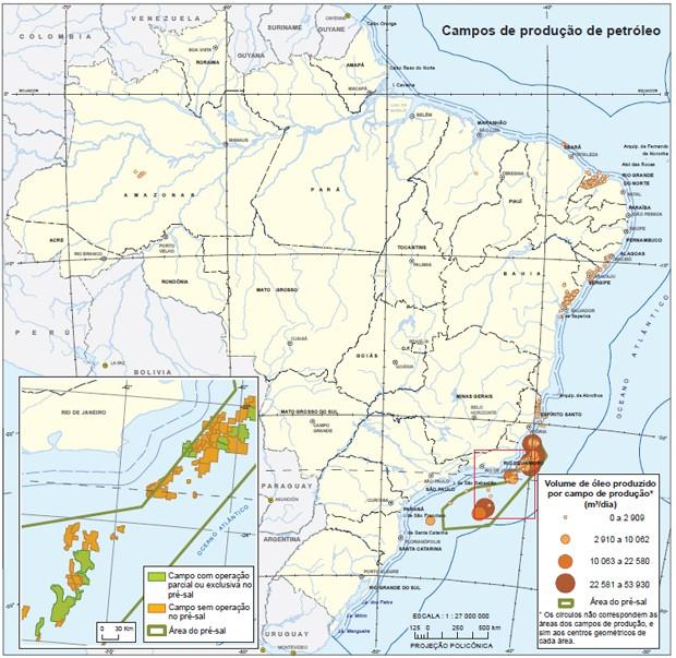 Economia - RJ era o maior produtor de petróleo e gás natural do país ... ed0225255017b