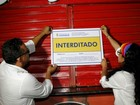 Quiosque interditado na P. Negra vira disputa judicial de empresa e Implurb