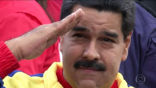 Tumulto em assembleia da Venezuela marca nova escalada de tensões