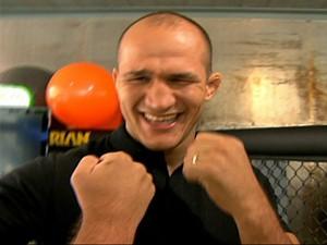 O lutador Junior Cigano (Foto: Reprodução/TV Globo)