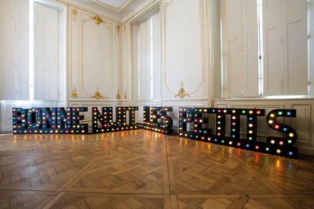 Pierre Ardouvin ganha exposição em museu da França (Foto: Divulgação)