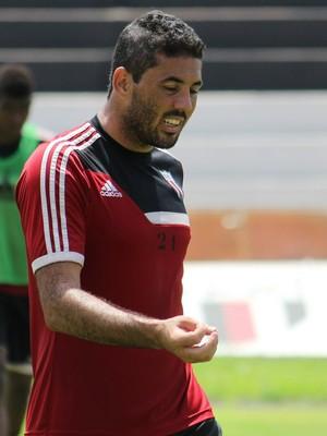 Igor, zagueiro do Botafogo-SP (Foto: Luis Augusto/Agência Botafogo)