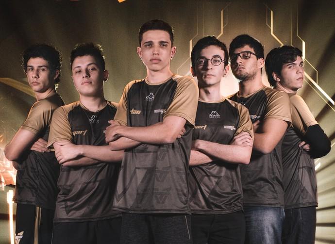 Team One CBLoL (Foto: Divulgação / Riot)