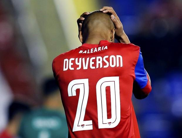 Deyverson, Levante x Bétis