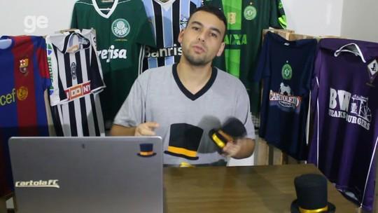 Botafogo e Santos não correspondem e derrubam time do Dicas do Campeão