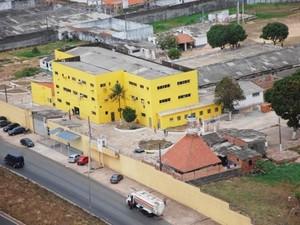 Penitenciária de Pedrinhas, em São Luís (Foto: Divulgação/CNJ)