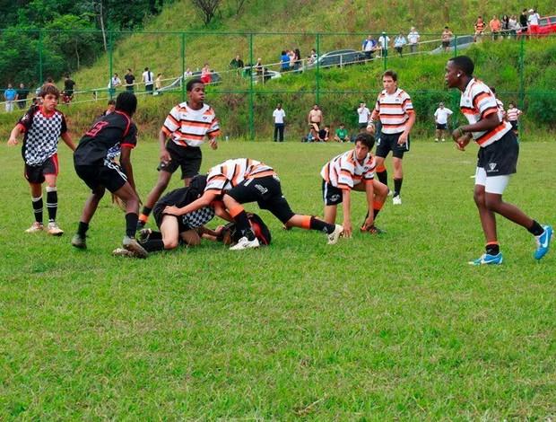 Barroso Rugby BH Rugby Nova Lima (Foto: Isabella Campos / Arquivo Pessoal)