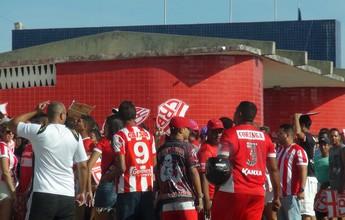 Com promoção, CRB divulga preços de ingressos para jogo contra Criciúma