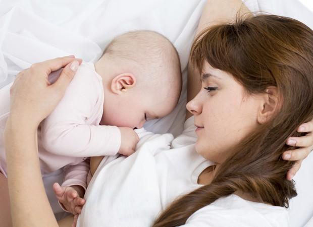Amamamentação; aleitamento; mãe; bebê (Foto: Thinkstock)