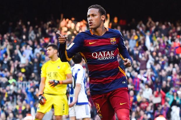Neymar Jr. leva o Brasil de volta à disputa da Bola de Ouro da FIFA (Foto: Getty Images)