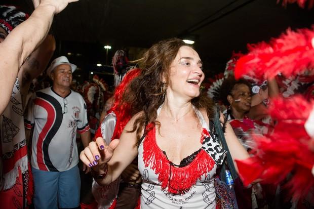 Gisele Froes (Foto: Gisele Mendes/Cacique de Ramos)
