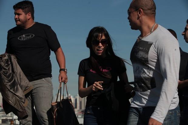 Anitta (Foto: Francisco Cepeda e Leo Franco / AgNews)