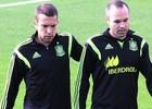 Espanha tem clima de velório após goleada (Alexandre Alliatti/GloboEsporte.com)