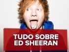 Música de Ed Sheeran chega a 500 milhões de reproduções no Spotify