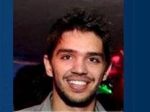 Corpo de Fernando foi encontrado nesta quarta em Florianópolis (Foto: DPPD-SC/Divulgação)