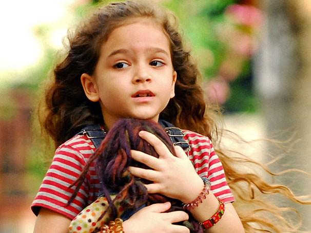 Mel Maia estreou em Avenida Brasil e agora será a protagonista de Joia Rara (Foto: Divulgação/TV Globo)